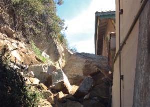 Alpine: Photo of Damage